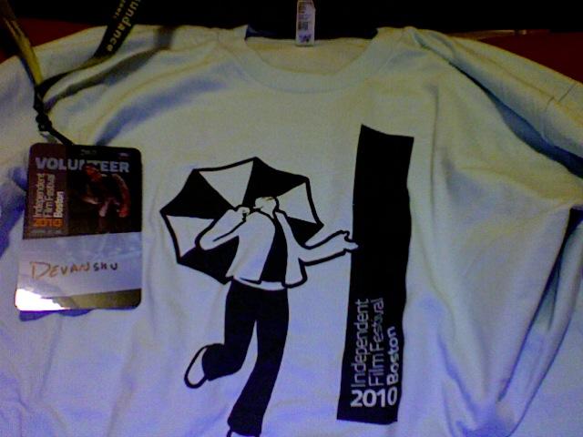 IFF Boston Volunteer stuff